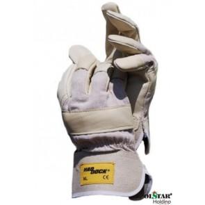 Rękawice ochronne wzmacniane dwoiną