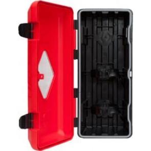 Plastikowe szafki na gaśnicę 6-9kg