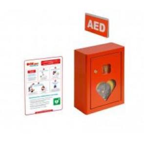 Szafka na defibrylator