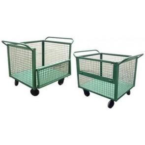 Wózki siatkowe