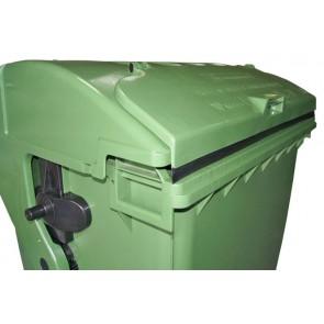 Pojemnik plastikowy 4-kołowy