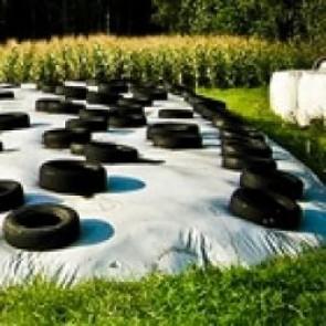 Folia rolnicza do pryzmowania
