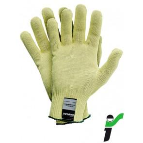 Rękawice dziane/tkaninowe